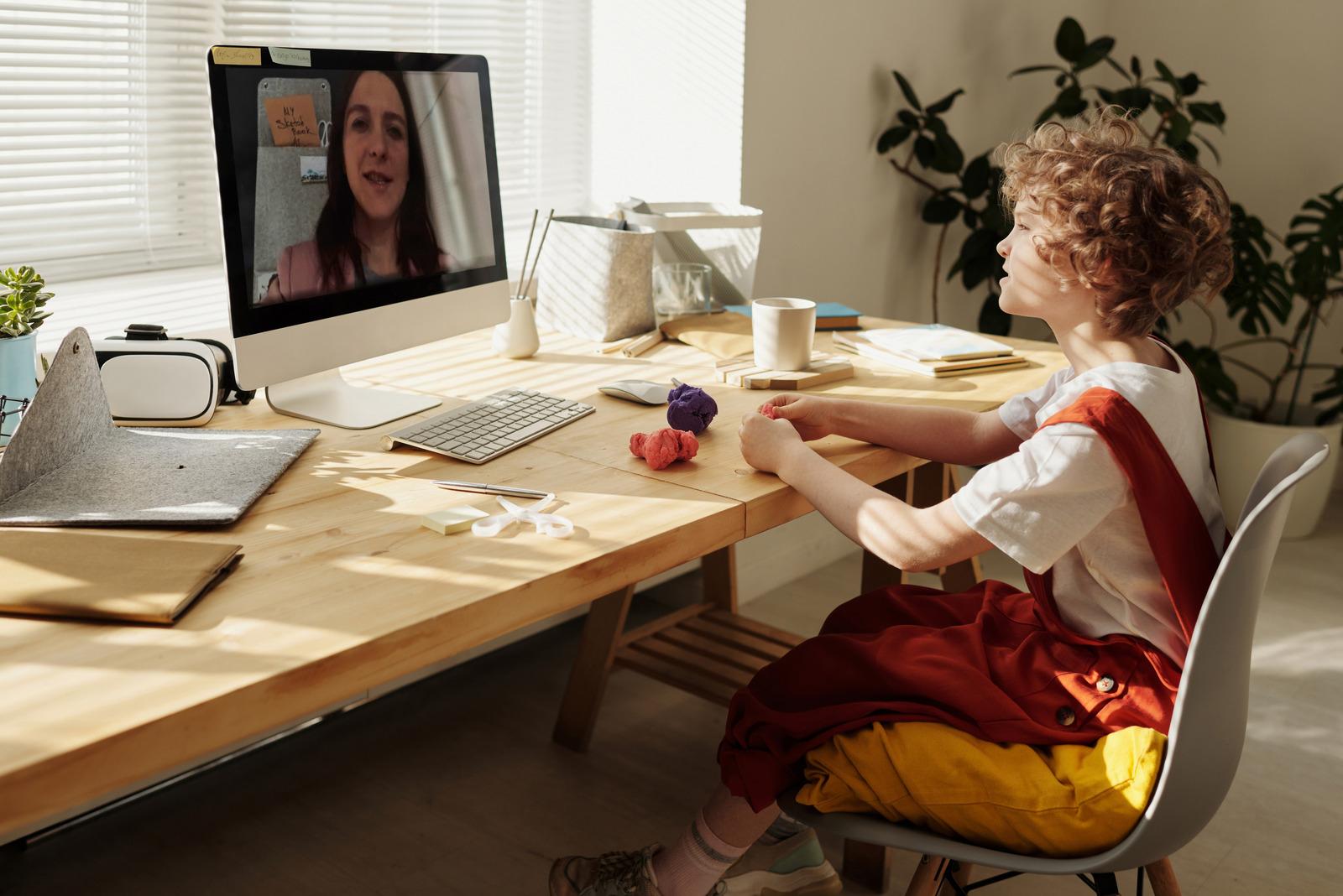 Online tutoring is very effective.